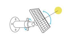 Mounting Solar Panel