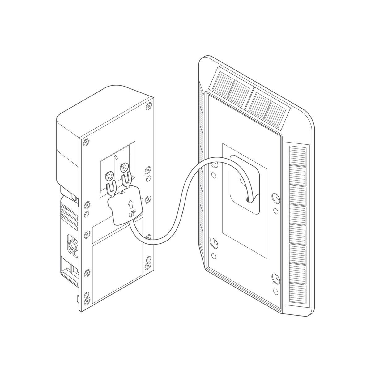 Doorbell Installation Diagram & Wire A Transformer Door