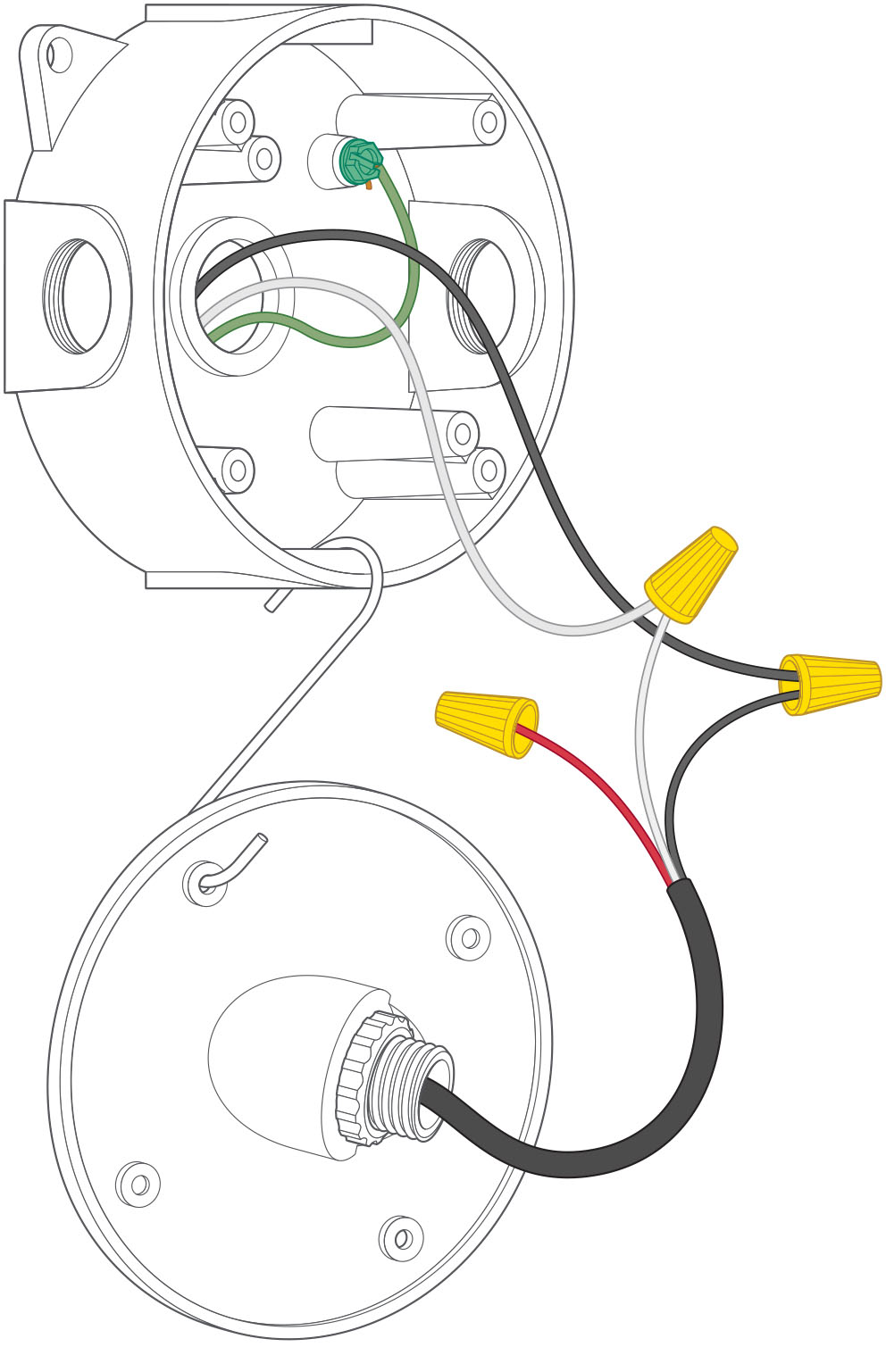 spotlight wiring diagram with switch vauxhall vectra c headlight spot light instructions free for you cam mount installation ring help rh support com universal ignition wire money