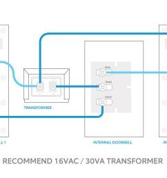 wiring 2 doorbells in parallel blog wiring diagram wiring diagrams for ring video doorbell 2 setup [ 3226 x 1938 Pixel ]