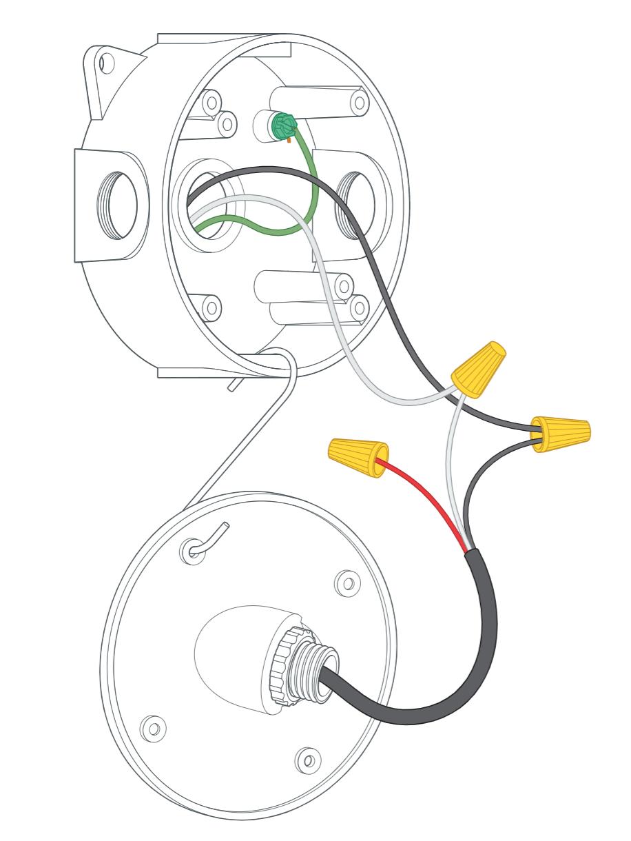Installing your Hardwired Kit for Spotlight Cam
