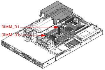 Upgrading the SteelHead Appliance Memory