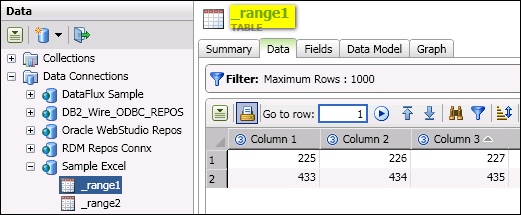 Adding ODBC Connections for Excel
