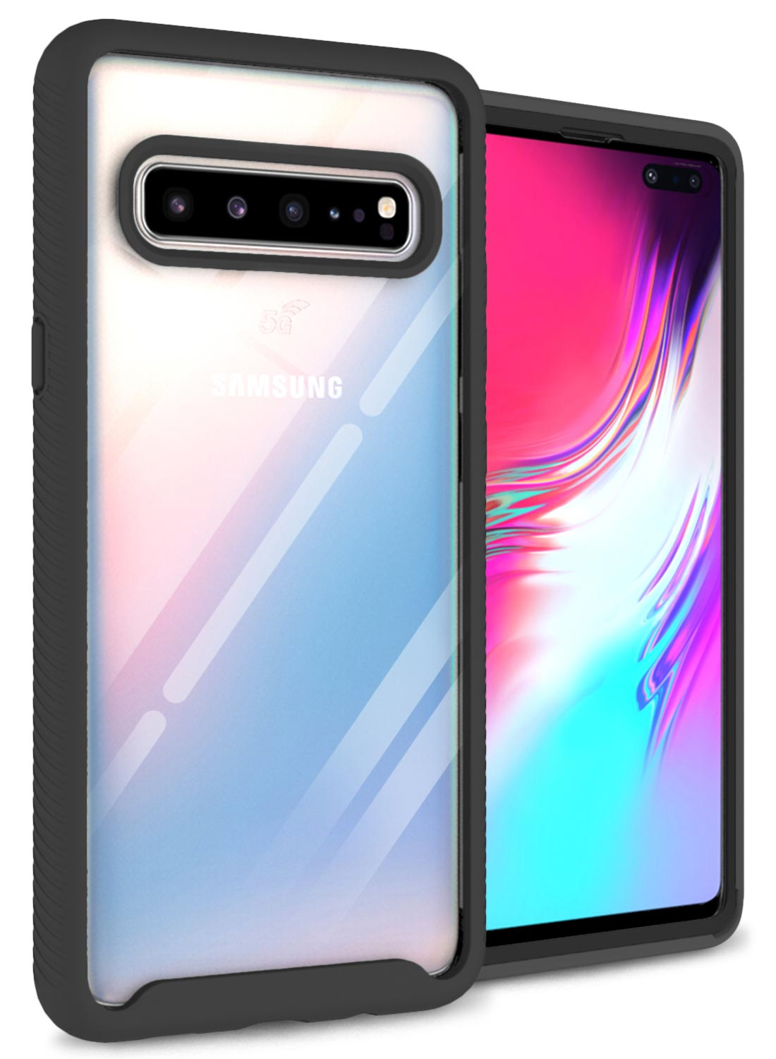 For Samsung Galaxy S10 5G Case Full Body Slim Fit Hard Protective Phone Cover   eBay