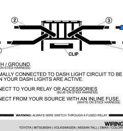 how to wire up spotlights to high beam wiring library2019 new diagram toyota white jpg isuzu dmax u0026 holden [ 1847 x 1280 Pixel ]