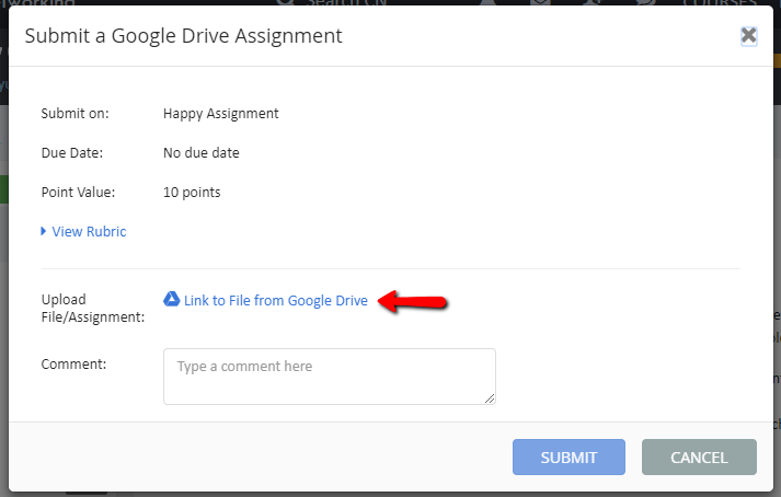 Google Drive Assignment (Instructor Guide)