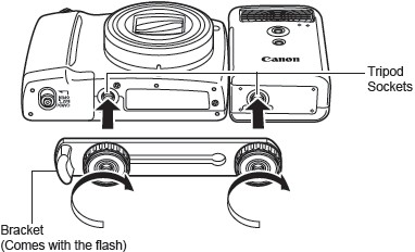 Canon hf-dc1 manual