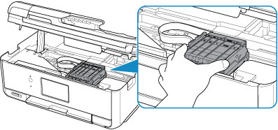 Canon : PIXMA Manuals : TR8500 series : Paper Is Jammed
