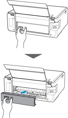 Canon : PIXMA Manuals : TS6100 series : Removing Jammed