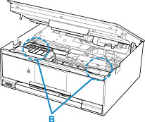 Canon : PIXMA Manuals : TS9100 series : Paper Is Jammed