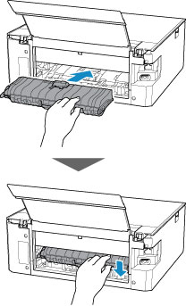 Canon : PIXMA Manuals : TS9100 series : Removing Jammed