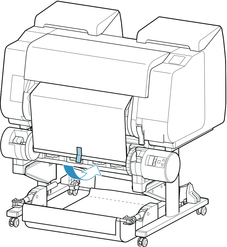 Canon:imagePROGRAF Manuals:PRO-2000:Using the Roll Unit In