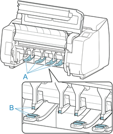 Canon:imagePROGRAF Manuals:PRO-2000:Cleaning the Printer