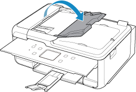 Canon : PIXMA Manuals : TR7500 series : Loading Documents