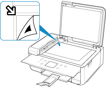 Canon : PIXMA Manuals : TR7500 series : Aligning the Print