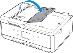 Canon : PIXMA Manuals : TR7500 series : Cleaning the ADF