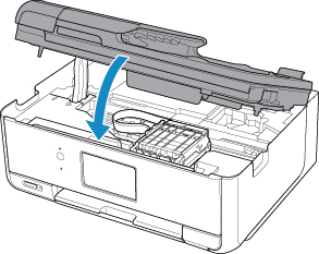 Canon : PIXMA Manuals : TR8500 series : Replacing Ink Tanks
