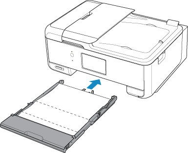 Canon : PIXMA Manuals : TR8500 series : Cleaning Inside