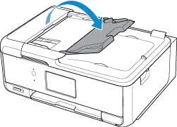Canon : PIXMA Manuals : TR8500 series : Cleaning the ADF