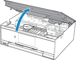 Canon : PIXMA Manuals : TS9100 series : Replacing Ink Tanks