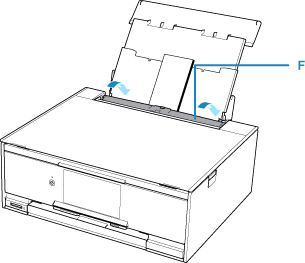 Canon : PIXMA Manuals : TS9100 series : Loading Envelopes