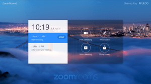 zoom rooms touch screen meetings meeting whiteboard joining starting start control using begin tap center instant screen1 hc support