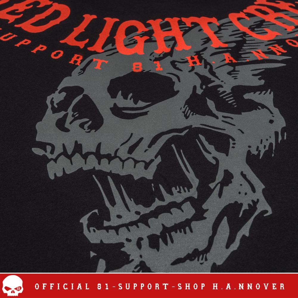 81_Support_T-ShirtMen_RedLightCrew_Logo