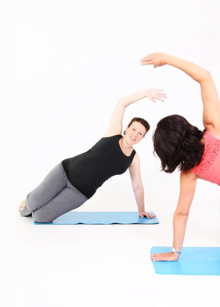 pilates for pelvic floor