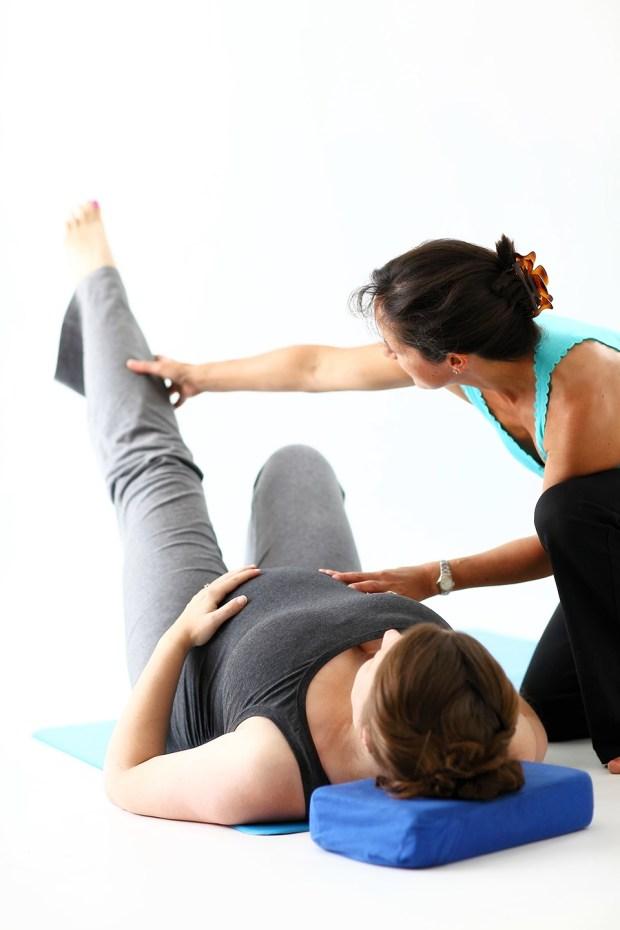 Amanda Savage Cambridge Pilates for pelvic floor