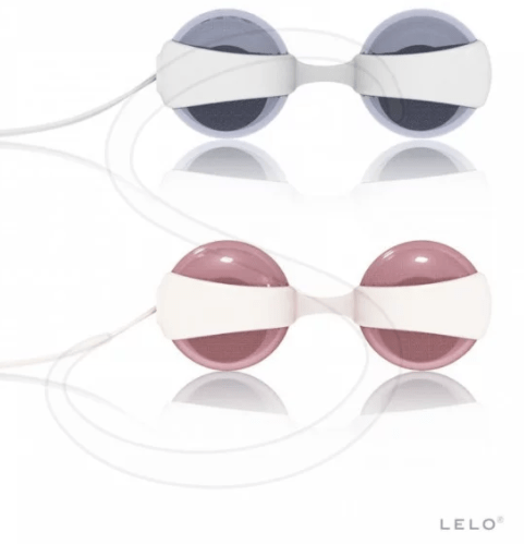 Lelo luna balls vaginal weights based on Ming Balls
