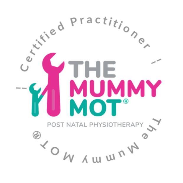 Mummy MOT practioner logo