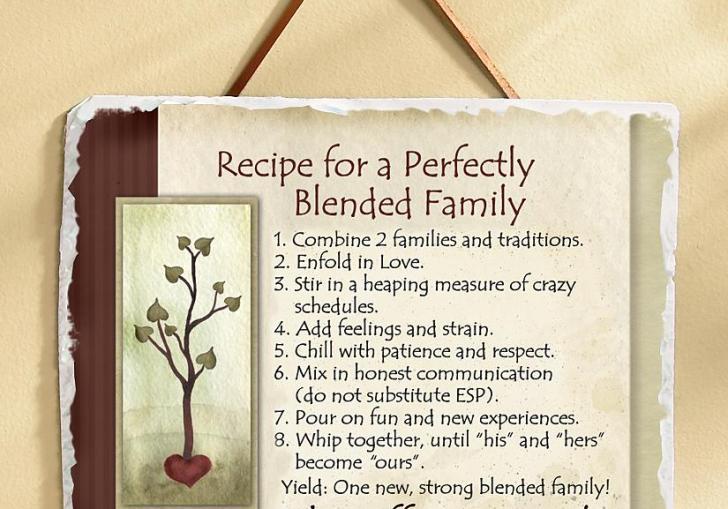 Poems On Blended Family