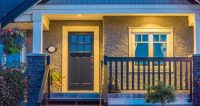 The Best Front Porch Lighting Ideas - Support for Stepdads