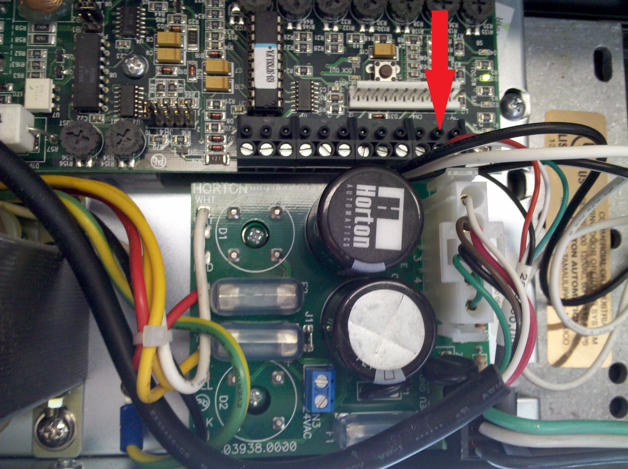 horton c2150 wiring diagram 2006 dodge ram 1500 door opener repair scheme