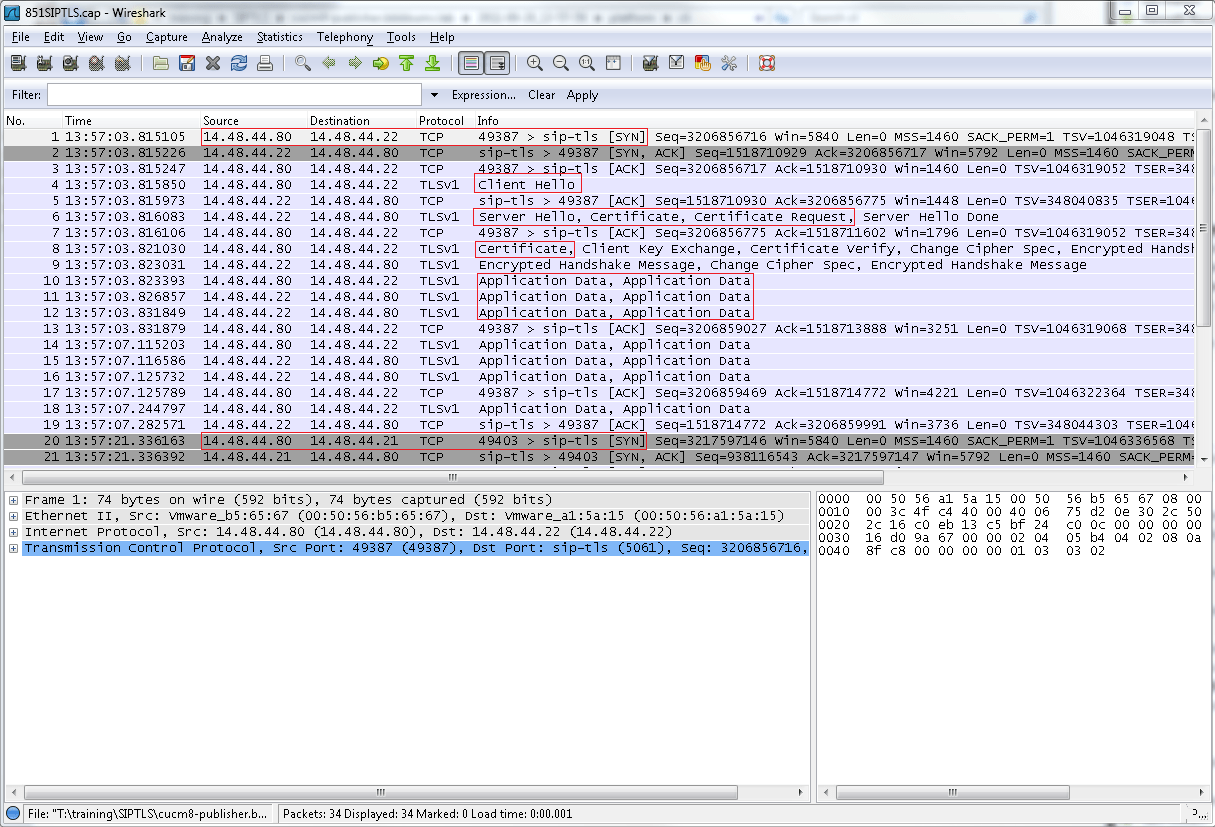 How To Open Pcap File