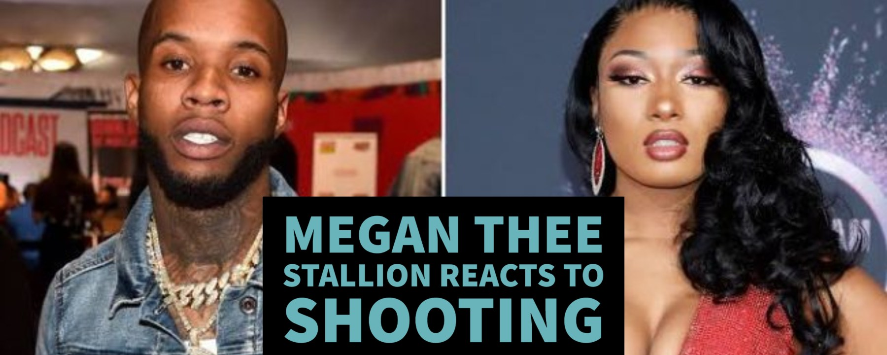 Megan Thee Stallion Reacts to Shooting
