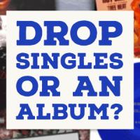 drop rap singles or album_