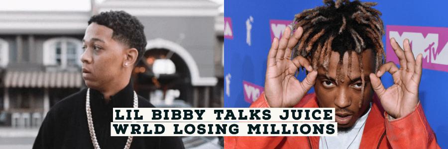 lil bibby manages juice wrld