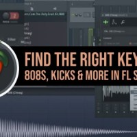 find the right key for your kicks in FL Studio