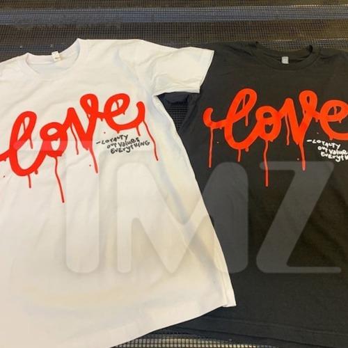 l.o.v.e. kodak black t shirts