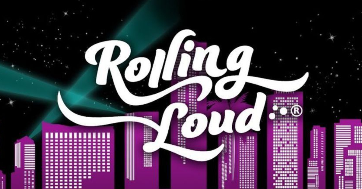 rolling loud Miami 2021 banner