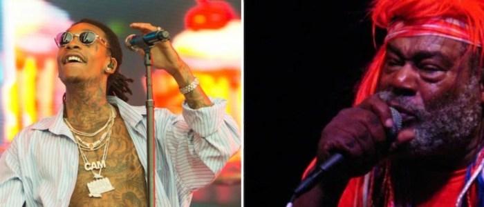 Wiz Khalifa Plays george clinton in spinning gold movie