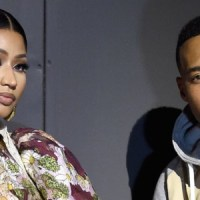Nicki-Minaj-and-Kenneth-Petty-standing-next-to-each-other