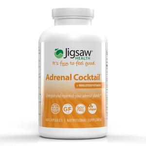 Jigsaw AC + Wholefood Vitamin C Image
