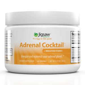 Jigsaw AC + Wholefood Vitamin C Jar image
