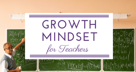 Growth Mindset for Teachers