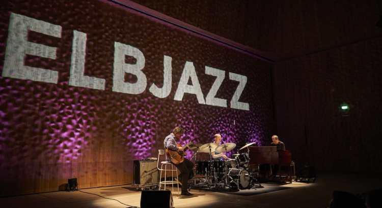 """Elbjazz - Pressfoto """"Golding, Bernstein, Stewart"""" von Claudia Hoehne"""