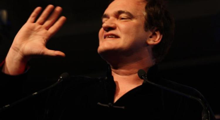 Quentin Tarantino Lizenz: CC BY 2.0 Foto von Slackerwood, Flickr