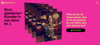 Künstler Nr. 1 auf Spotify 2019 für mich - Jamie Cullum.