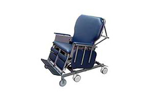 Powered Stretcher Chair